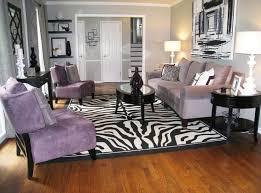 Zebra Print Bathroom Ideas Colors Purple Zebra Print Rug Roselawnlutheran