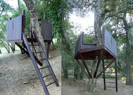 Simple Backyard Tree Houses by 30 Tree Perch And Lookout Deck Ideas Adding Fun Diy Structures To