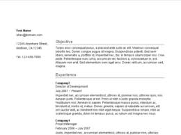 basic resume outlines google resume exles templates best 10 resume templates for google