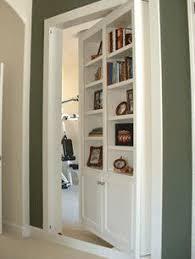 Building A Bookshelf Door 147 Best Hidden Doors Images On Pinterest Hidden Door Bookcase
