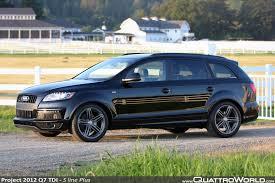Audi Q7 2012 - project 2012 audi q7 tdi 11 quattroworld