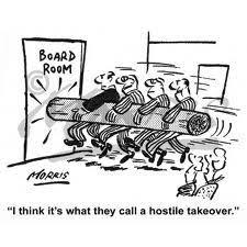 takeover bid hostile takeover bid mohawk nation news