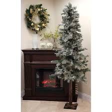 2 x 14 mixed classic pine medium artificial tree