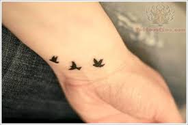 75 sweet and meaningful swallow tattoos