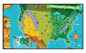 United States Geography Map by Usa Geography Images Reverse Search