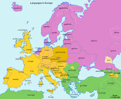 Map Of Germany And Surrounding Countries by A Cucumber Map Of Europe Big Think