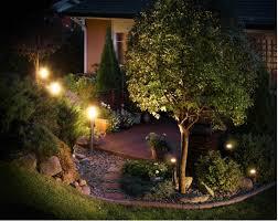 Electric Landscape Lights Should You Choose To Low Voltage Landscape Lighting Bob Uhlar