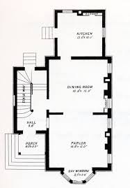 victorian style home plans designs