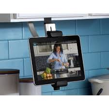 tablette cuisine support tablette suspendu spécial cuisine belkin pour et