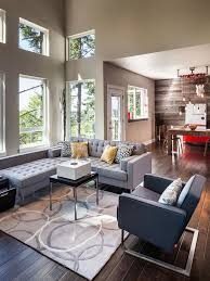 Hgtv Contemporary Living Rooms by Best Space For A Party 2014 Hgtv Loversiq