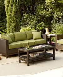 catalina wicker outdoor sofa created for macy u0027s furniture macy u0027s