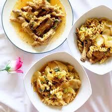cara buat seblak pakai magic com resep seblak makaroni basah telur kuah enak dan sederhana resep