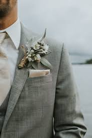 Groom S Boutonniere Muskoka Wedding Touchstone Resort Opulence Wedding Design