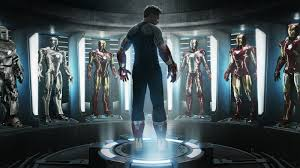 marvel cinematic universe in iron man 3 which suit shows up