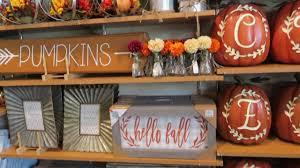 kirkland halloween autumn fall halloween decor shopping at kirklands 2017 youtube