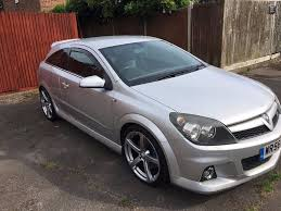 vauxhall astra vxr 2 0 turbo 3dr 2006 56 z20leh stage 2 in