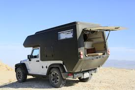 jeep tent inside jeep actioncamper jku expedition ready pop up camper by thaler
