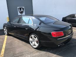 bentley flying spur 2018 2014 bentley flying spur mulliner 995 la leasing