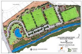 public invited to sullivan virgin river soccer park open house