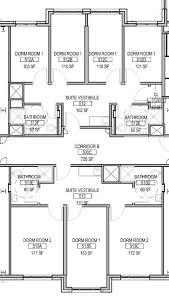Floor Plans For Flats Binghamton University Dickinson Community Room Styles