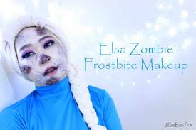 disney princess zombie halloween make up collaboration queen