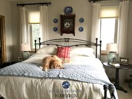 sherwin williams accessible beige in a country farmhouse style