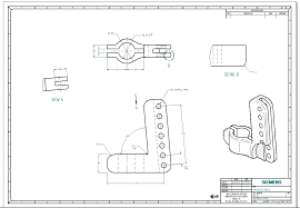 cad drawing and drafting solid edge 3d models