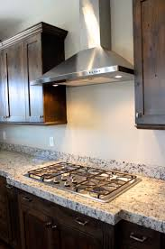Black Kitchen Cabinets With Stainless Steel Appliances 7 Best Chimney Wall Hood For Range Kitchen Remodel Images On