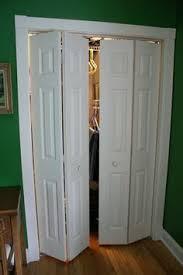 Removing Folding Closet Doors 6 Closet Door Diy Transformations Closet Doors Diy Wood And Doors