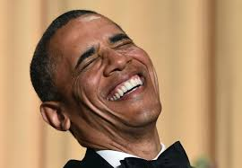 Laughing Face Meme - obama laughing blank template imgflip