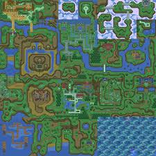 legend of zelda map with cheats the legend of zelda parallel worlds maps overworld light world