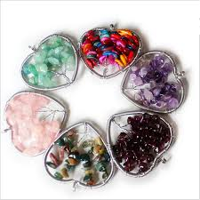 heart stone necklace pendants images Cheap wire tree pendant find wire tree pendant deals on line at jpg
