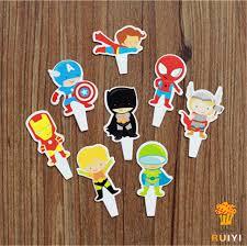 batman baby shower decorations online shop 96pcs batman cake toppers cupcake picks