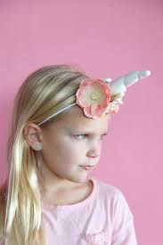 How To Be A Unicorn For Halloween by How To Make A Unicorn Headband Diy