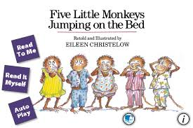 The Night The Bed Fell Ds Iphone Synopsis For Five Little Monkeys Jumping On The Bed