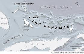Map Of Florida And Bahamas by Geogarage Blog 5 15 16 5 22 16