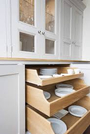 Drawers For Cabinets Kitchen Best 25 Plate Storage Ideas On Pinterest Dream Kitchens Dish
