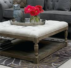 Tufted Round Ottoman Coffee Table by Ottoman Leather Ottoman Coffee Table Costco Round Ottoman Coffee