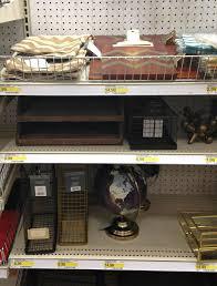 gold desk accessories target target office decor crafts home