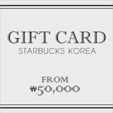 starbuck gift cards starbucks coffee korea gift cards hey eonni