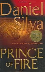 prince fire gabriel allon 5 daniel silva