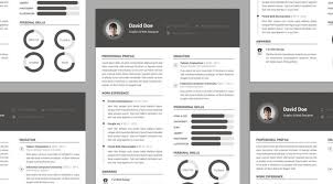 Classy Resume Templates Free Resume Templates Archives Page 5 Of 10 Good Resume