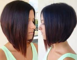 wedge one side longer hair concave bob haircuts 8 sexiest cuts you have to try