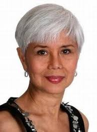 platinum hairstyles for older women grey hairstyles gray hair long bangs and gray