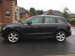 Audi Q5 8 Seater - 2011 audi q5 2 0 tdi s line qauttro fsh p ex welcome in belfast