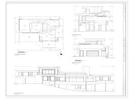 file second floor plan and south east and west elevations paul