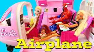 barbie airplane disney princess dolls barbie baby u0026 kids fly