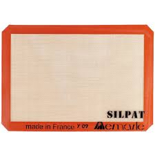 silpat silicone baking mat kitchen collection silpat silicone baking mat