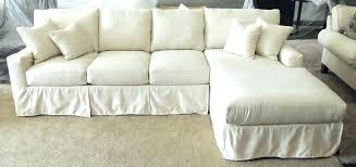 slipcover for sectional sofa sofa slipcovers for sectionals sencedergisi com