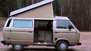 Noumpapa U0027s Volkswagen Westfalia 1986 Youtube